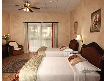 Deluxe Rooms at Valle Escondido Resort